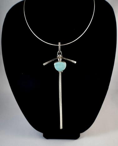Turquoise Pendant [2018]