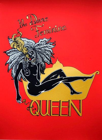 Divine Feminine Queen