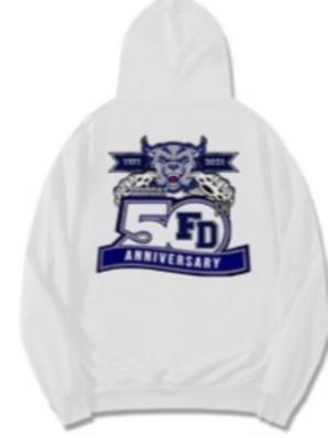 Bobcat 50th Anniversary Hoodies