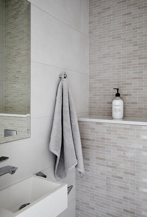 Kylpyhuone Kruununhaka HKI. Kuva Krista Keltanen.