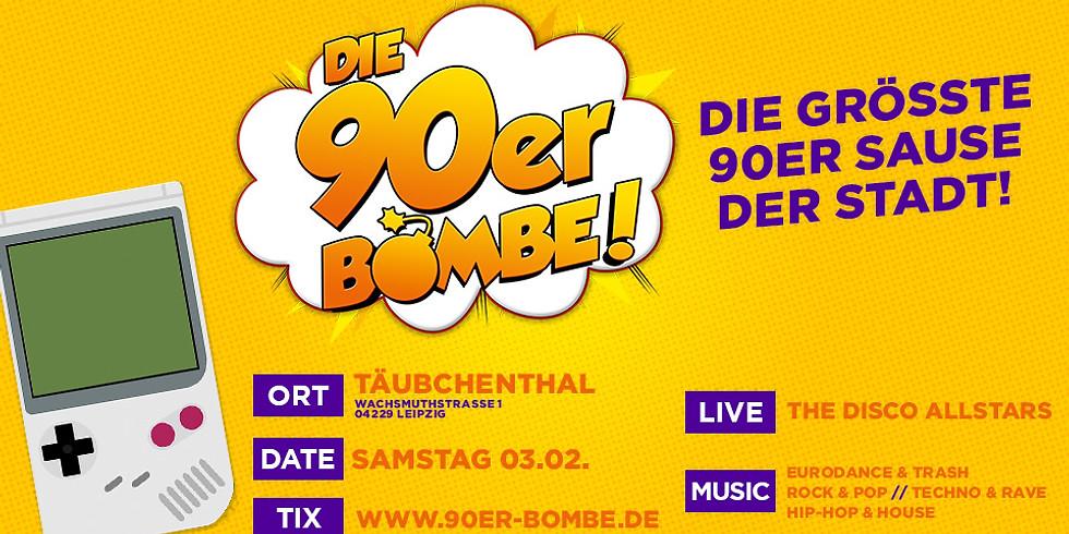 Die 90er Bombe | Leipzig