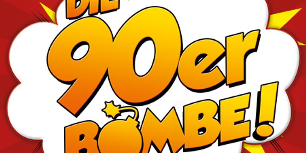 Die 90er Bombe | Frankfurt