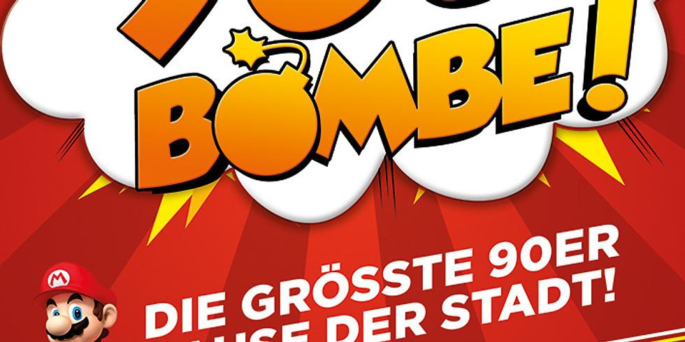 Die 90er Bombe   Leipzig