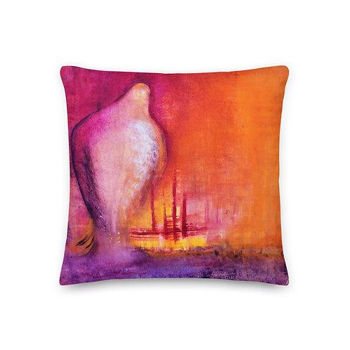 Premium Pillow - Falcon
