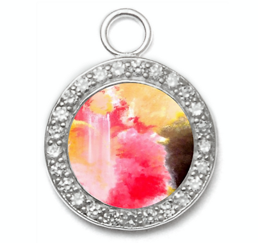 Evalina Pendant - Joy of the Lord