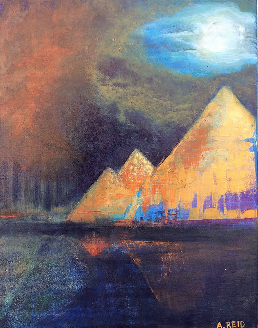 EGYPT - PAINTING