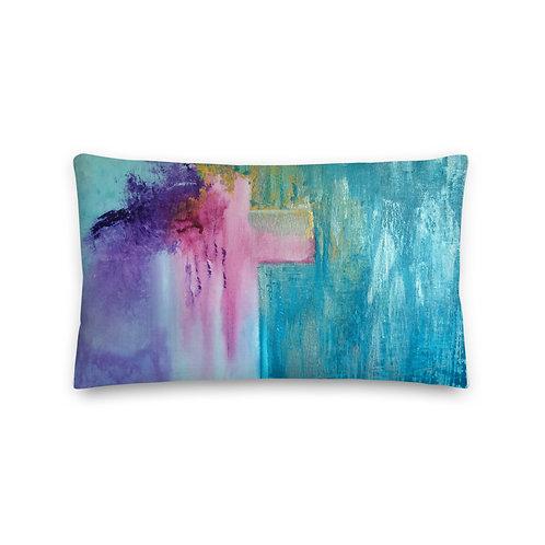 Premium Pillow - Ministry of Reconciliation