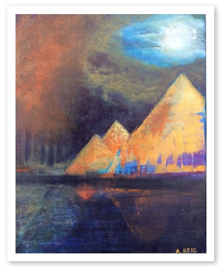 EGYPT - PRINT 16 x 20