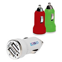 usb car charger, promotional usb car chargers, custom printed usb car chargers, bespoke printed usb car chargers, promotional merchandise, car merchandise, car technology,