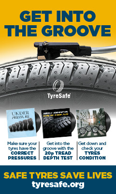 tyre safe, tyre safety month, tyre tread gauge, motorcycle tyre tread gauge, printed tyre tread gauge