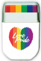 Pride facepaints, promotional face paints, festival face paints, custom printed face paints