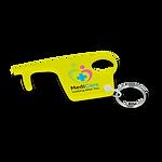 Hygiene-Keyring-yellow.png