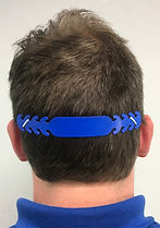 antibacterial face mask strap, ppe