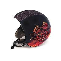 lycra bike helmet cover, lycra ski helmet cover, bespoke motorbike helmet cover,
