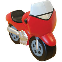 squeezy stress toy, squeezy motorbike helmet, squeezy motorbike stress toy, motorcycle live