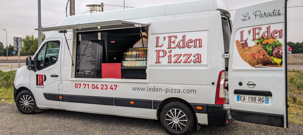 Emplacements Eden Pizza