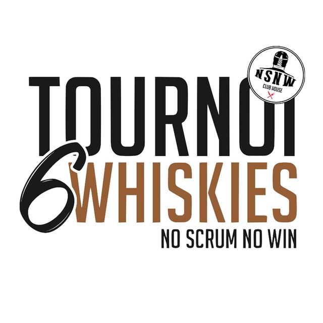 Tournoi 6 Whiskies