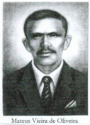 Coronel Mateus Vieira, ex-prefeito de Arari.
