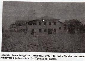 OS CICLOS AGRÍCOLAS DA CANA-DE-AÇÚCAR, DO ALGODÃO E DO ARROZ EM ARARI