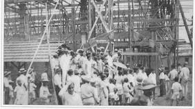 A Cottonnière e a produção do algodão em Arari