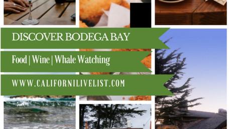 Bodega Bay: Stay    Eat    Play