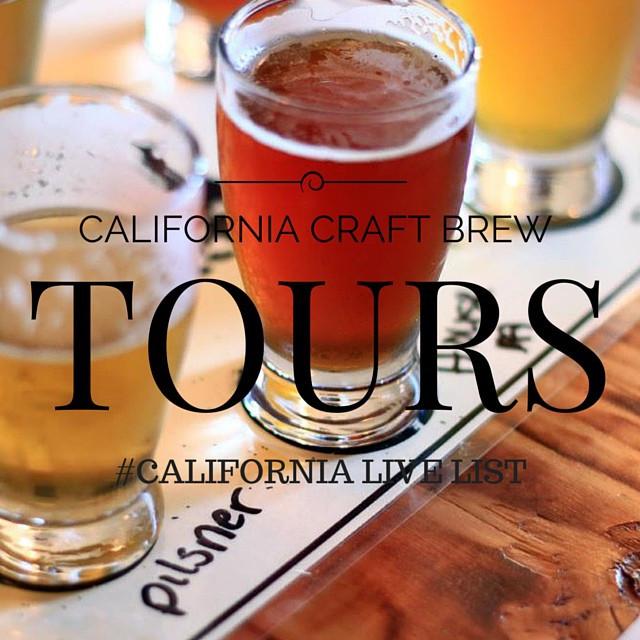 California Craft Brew Tours