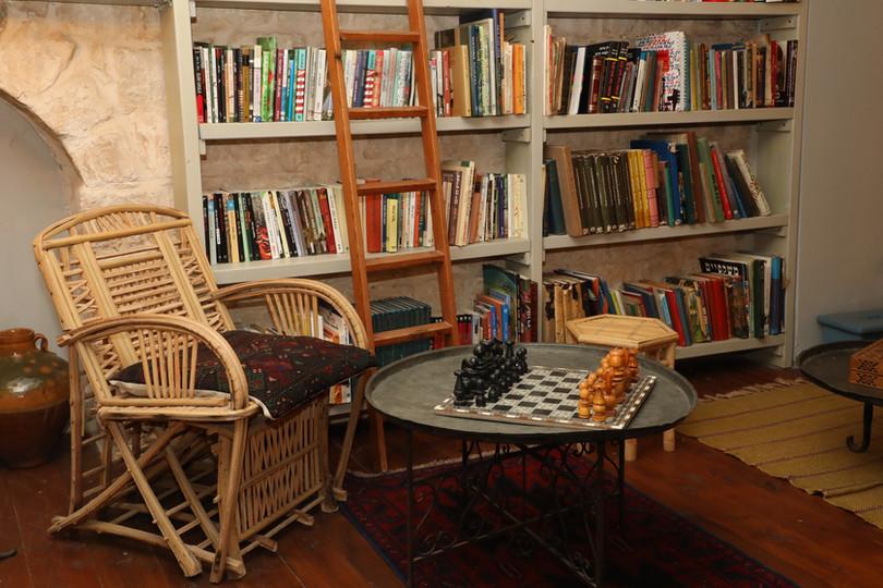 Chess corner