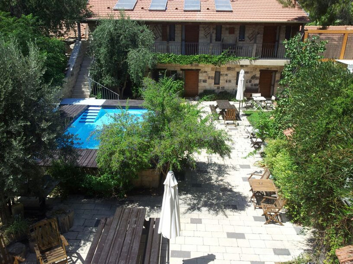 Pool with Inner Yard