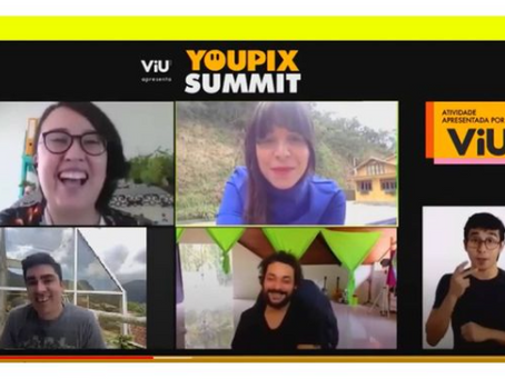 youPIX 2020 | Conteúdo em casa com Marcelo Adnet, Dani Ocampo e Eduardo Sterblitch