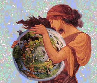 地球的「好轉反應」(下篇)-「存在」與「臣服」
