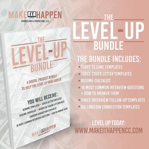 The LEVEL UP Bundle