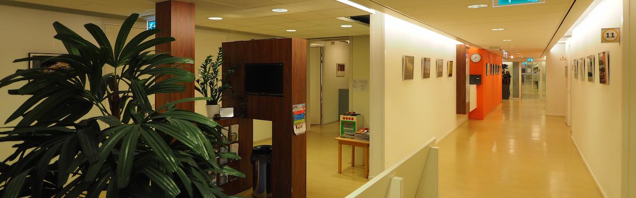 Wachtruimte-Fysiotherapie-Zevenkamp-Rotterdam
