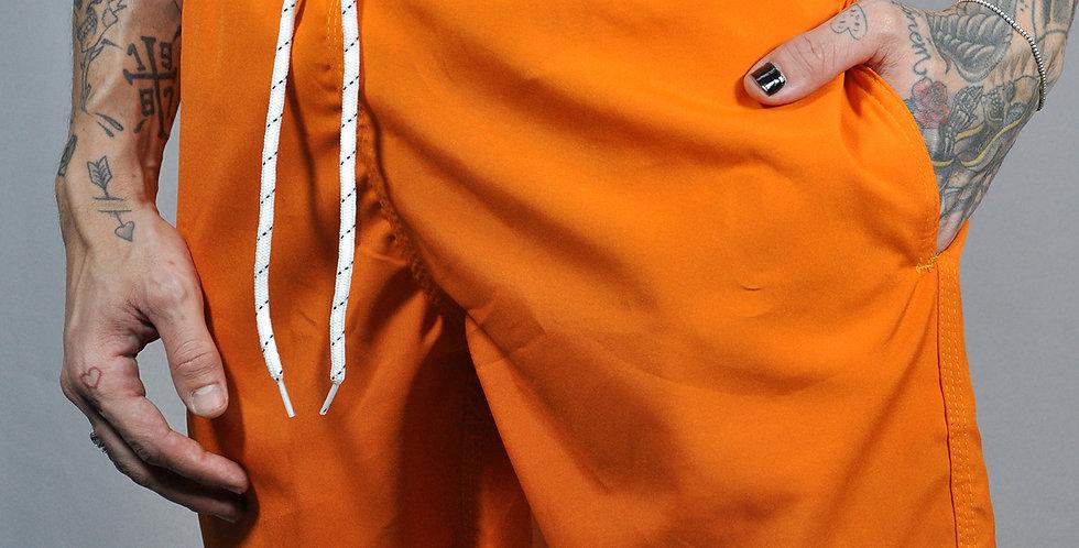 Short Beach Ghost Orange