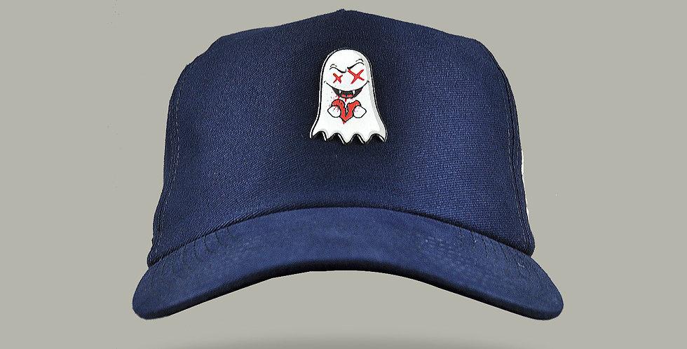 Bone Aba Curva Ghost Dracula Blue