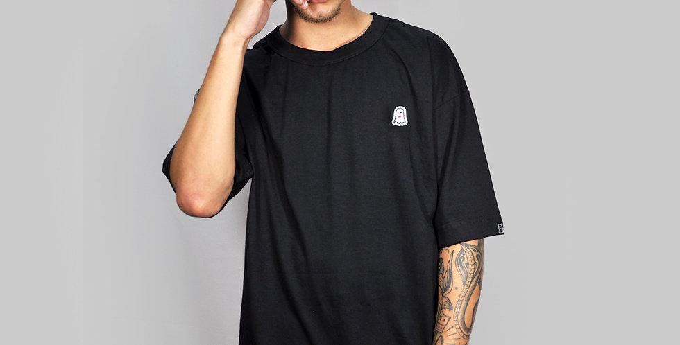 Camiseta Ghost Basic Black