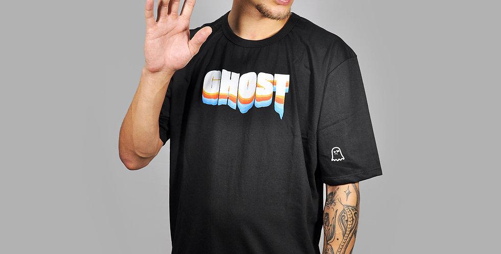 Camiseta Ghost Collors Black