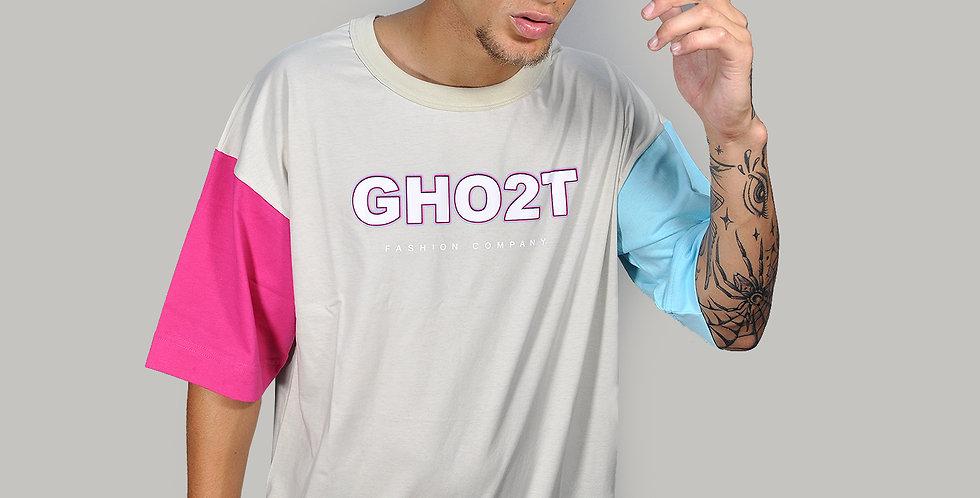 Camiseta Ghost Brown