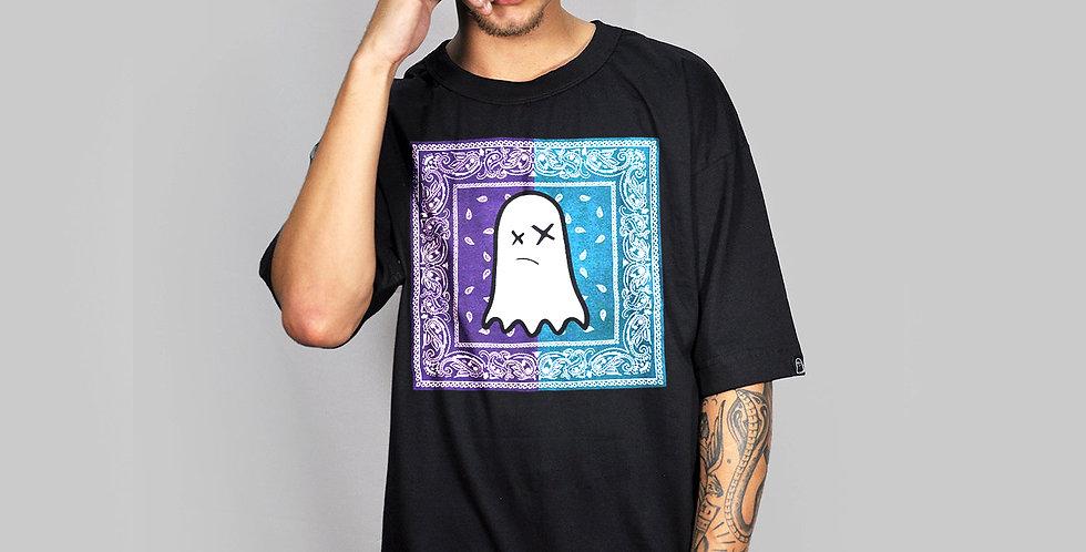 Camiseta Ghost Bandana Purple