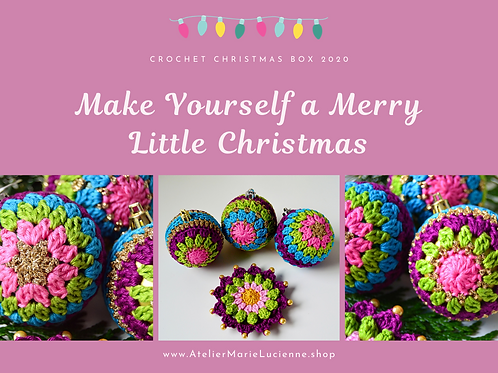 Make Yourself a Merry Little Christmas