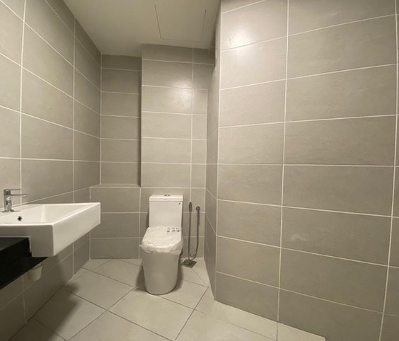 Master Washroom