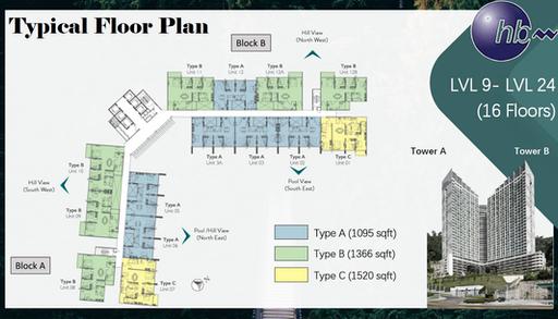 Floor Plan 9 -24