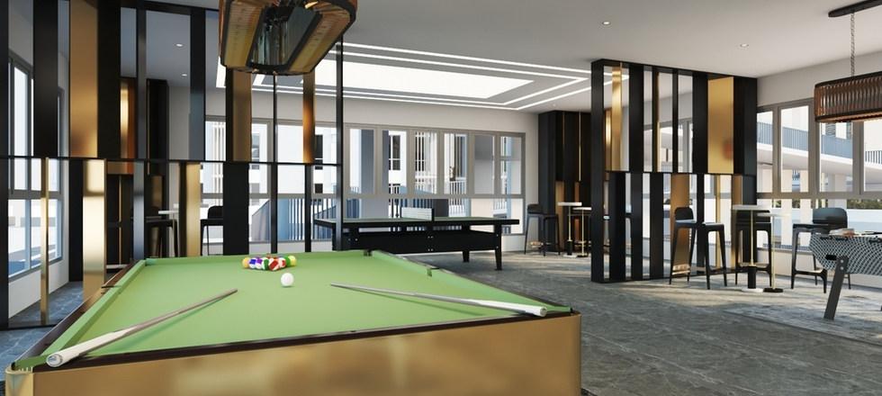Facilities - Gameroom