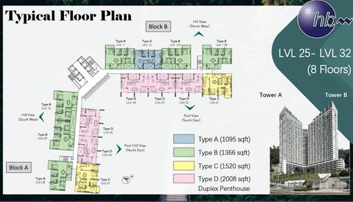 Floor Plan 25 -32