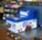 Store Counter Refrigerators