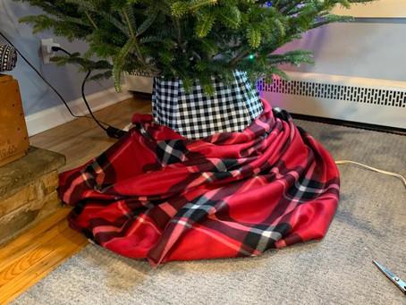 Poppin' My Christmas Collar