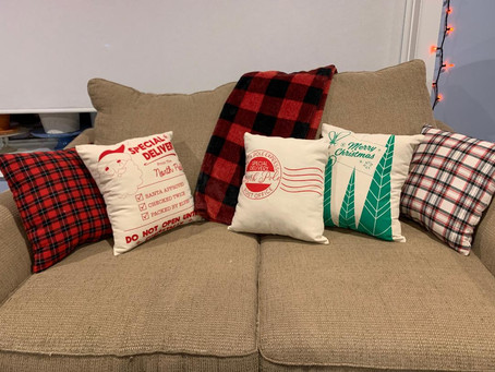 Christmas Pillow Perfection