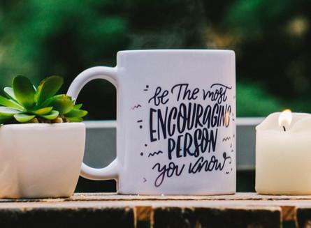 Staying Encouraged