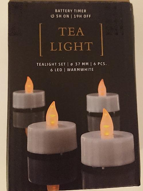 Zubehör LED Teelicht klein