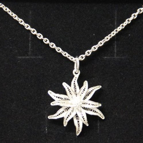 Edelweiss Halsketten