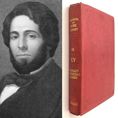 Melville's first book - a copy fresher than an ocean breeze